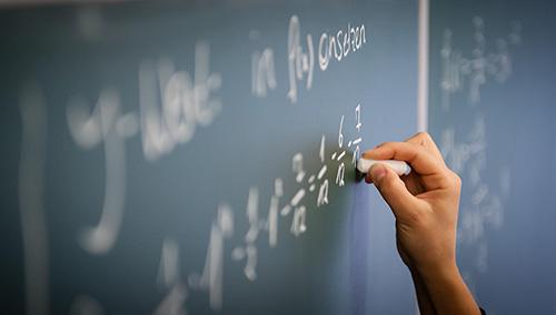 Freie Waldorfschule Heidenheim, Mathematikunterricht