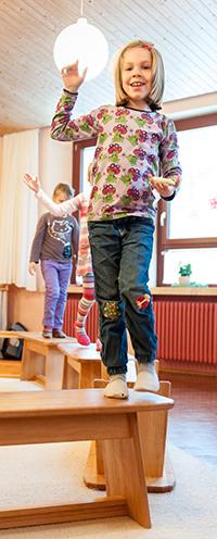 Freie Waldorfschule Heidenheim, Klasse 1 2012