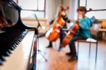 Freie Waldorfschule Heidenheim, Musikunterricht, Orchesterprobe