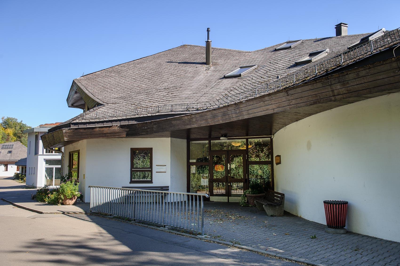 Das Gebäude des Waldorfkindergarten Heidenheim, Freie Waldorfschule Heidenheim
